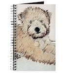 Wheaten Terrier Puppy Journal