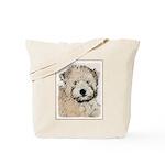 Wheaten Terrier Puppy Tote Bag