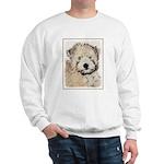 Wheaten Terrier Puppy Sweatshirt