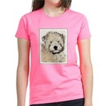 Wheaten Terrier Puppy Women's Dark T-Shirt