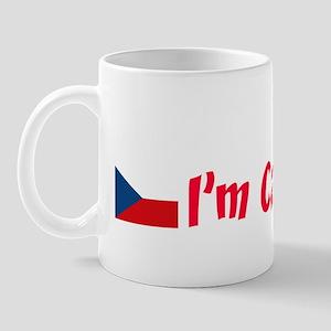 Bet Your Dupa Im Czech Mug