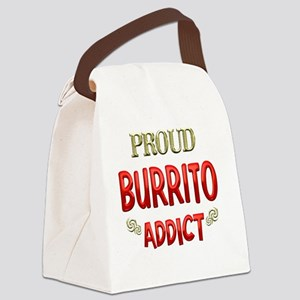 BURRITO Canvas Lunch Bag