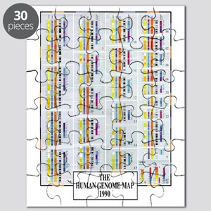 Human_genome_map Puzzle