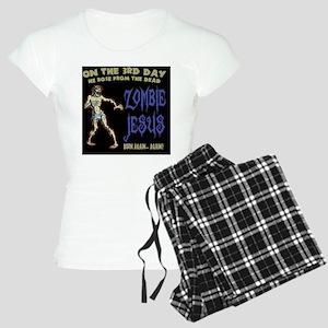 zombie-jesus-BUT Women's Light Pajamas
