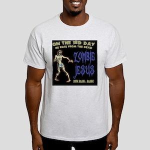 zombie-jesus-BUT Light T-Shirt
