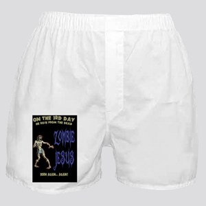 zombie-jesus-CRD Boxer Shorts