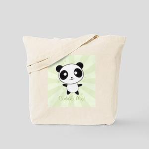Cuddle Me Tote Bag
