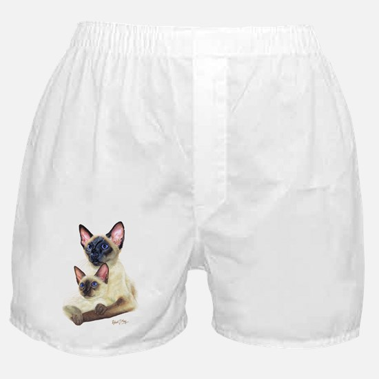 Siamese  Kit Boxer Shorts