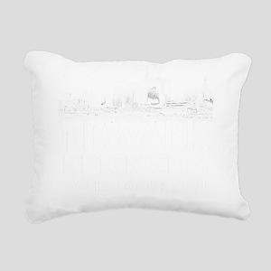 Brick City sweatshirt Rectangular Canvas Pillow