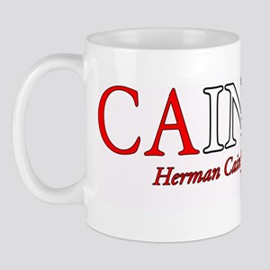 hermancain_CAIN2012_whitebackground_10x Mug