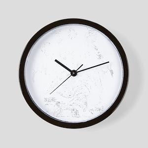 SATANIC-MF Wall Clock