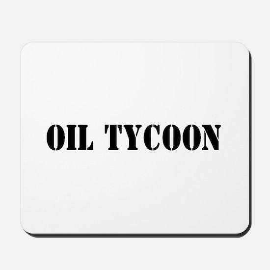 Oil Tycoon Mousepad