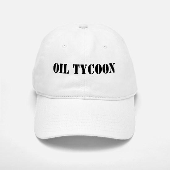 Oil Tycoon Baseball Baseball Cap