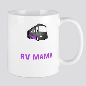 Unschooling RV MAMA - RV Momma Home School De Mugs