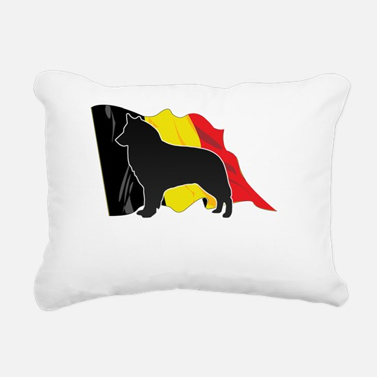 flag3 Rectangular Canvas Pillow