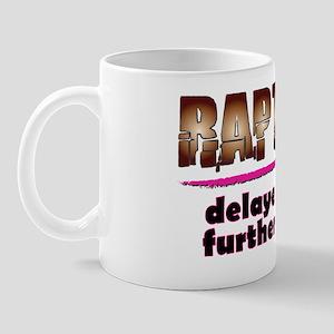 Rapture is delayed Mug
