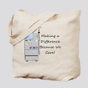 Dialysis 3 Tote Bag