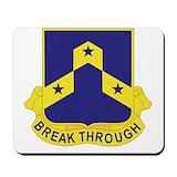 117th infantry regiment Classic Mousepad