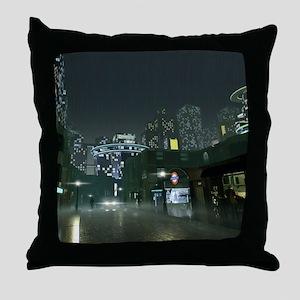 Victorian Tomorrow Throw Pillow