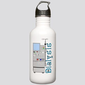 Dialysis 1 Stainless Water Bottle 1.0L