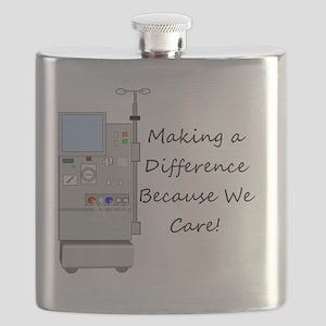 Dialysis 3 Flask