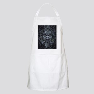 Green Man Apron