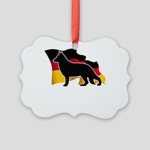 flag3a Picture Ornament