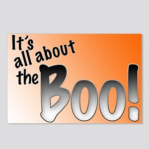 All About the Boo Postcards (Package of 8)