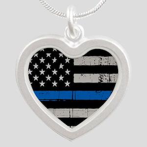 Shop Thin Blue Line Necklaces