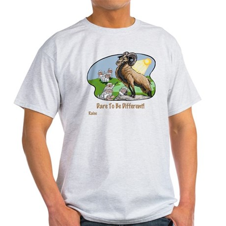 Dark_Dare to Be Different Light T-Shirt