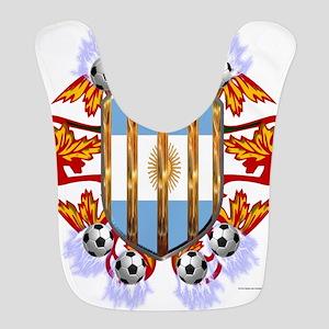 Argentina Electrified Soccer Bib
