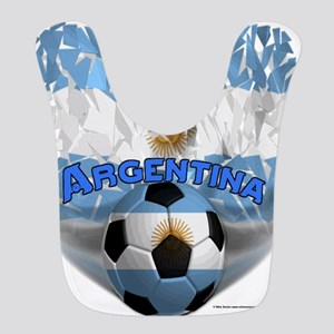 Argentina Shatters Soccer Bib
