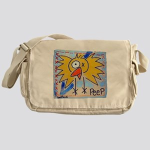 bird copy Messenger Bag
