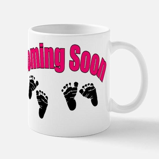 coming soon twins Mug