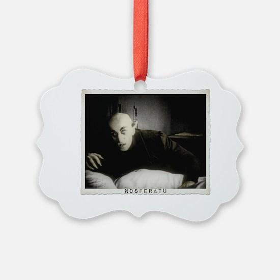 Nosferatu Snapshot Ornament