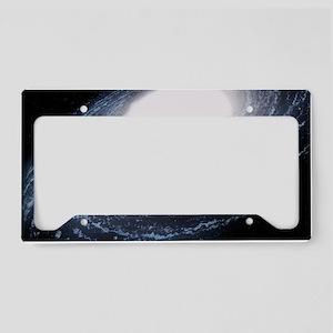 Galaxy Test 002 License Plate Holder