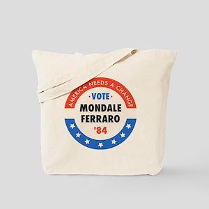 VOTEMONDALE_4000px Tote Bag