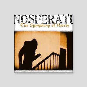 """Nosferatu Square Sticker 3"""" x 3"""""""