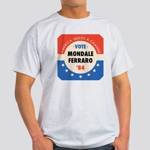 mondalebleed2_4000px Light T-Shirt