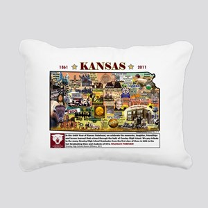 Greeley Alumni Rectangular Canvas Pillow