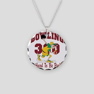 bowl67light Necklace Circle Charm