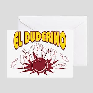 bowl63light Greeting Card