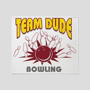 bowl62light Throw Blanket