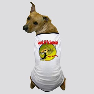 RIVER MONSTERS Dog T-Shirt