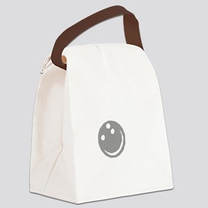 bowl64dark Canvas Lunch Bag