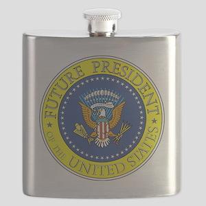 Future-President-6X6 Flask
