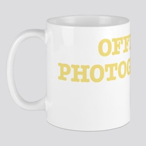 Official-photographer-Lt-10X10 Mug