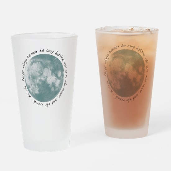 Buddha-Moon Drinking Glass