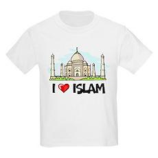 I Love Islam Kids T-Shirt