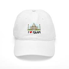 I Love Islam Cap